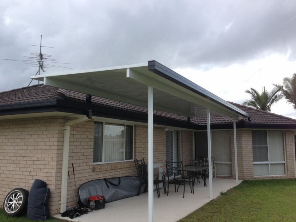 Patios Gold Coast Installed And Supplied